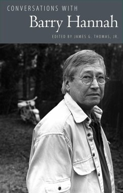 Conversations with Barry Hannah (eBook, ePUB)