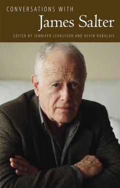 Conversations with James Salter (eBook, ePUB)