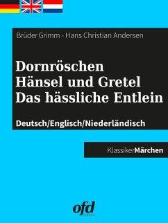 Dornröschen - Hänsel und Gretel - Das hässliche Entlein (eBook, ePUB)