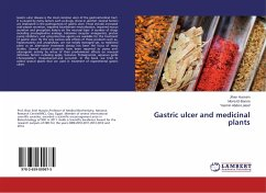 Gastric ulcer and medicinal plants