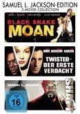 Samuel L. Jackson - 3-Movie Edition DVD-Box
