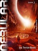 NEBULAR 1 - Die Triton-Basis (eBook, ePUB)
