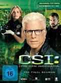 C.S.I: Las Vegas Staffel 15.1 DVD-Box