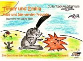 Timmy und Emilia - Hase und Igel werden Freunde - Eine Geschichte über das Anderssein, Freundschaft und Akzeptanz (eBook, ePUB)