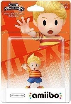 amiibo Lucas Super Smash Bros. Collection