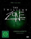 The Twilight Zone - Unbekannte Dimensionen Teil 1 DVD-Box