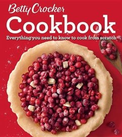 Betty Crocker Cookbook, 12th Edition: Everything You Need to Know to Cook from Scratch - Betty Crocker