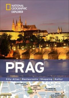 National Geographic Explorer Prag