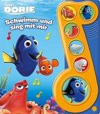 Findet Dorie - Liederbuch mit Sound: Disney Pappbilderbuch mit 6 Melodien