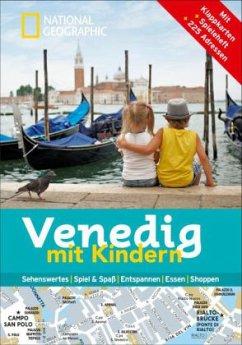 National Geographic Familien-Reiseführer Venedi...