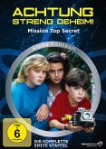 Achtung - Streng geheim! Die komplette erste Staffel DVD-Box