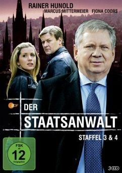 Der Staatsanwalt - Staffel 3 & 4 DVD-Box