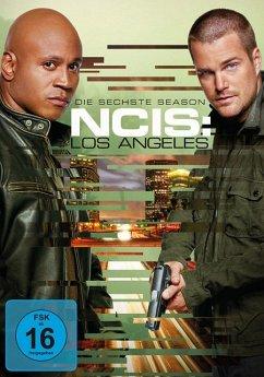 Navy CIS Los Angeles - Season 6 DVD-Box - Chris O'Donnell,Daniela Ruah,Barrett Foa