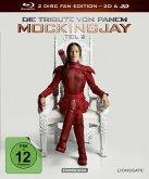 Die Tribute von Panem - Mockingjay, Teil 2 (Blu-ray 3D, Fan Edition, 2 Discs)