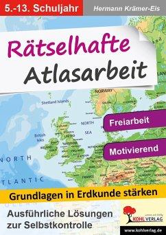 Rätselhafte Atlasarbeit - Krämer-Eis, Hermann