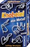 KOSMOS 711221 - Knobelei aus Metall, Mitbringspiel