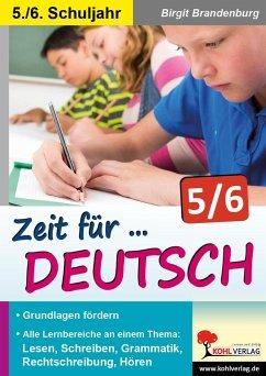 Zeit für Deutsch / Klasse 5-6 - Brandenburg, Birgit