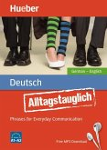 Alltagstauglich Deutsch. German - English / Buch mit MP3-Download