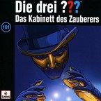 Das Kabinett des Zauberers / Die drei Fragezeichen - Hörbuch Bd.181 (1 Audio-CD)