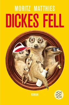 Dickes Fell / Erdmännchen Ray & Rufus Bd.4 - Matthies, Moritz