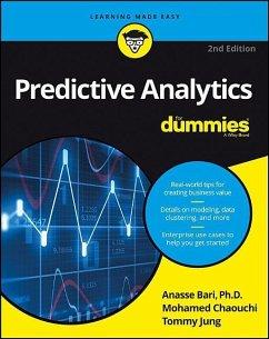 predictive analytics for dummies anasse bari pdf