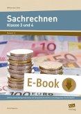 Sachrechnen - Klasse 3 und 4 (eBook, PDF)