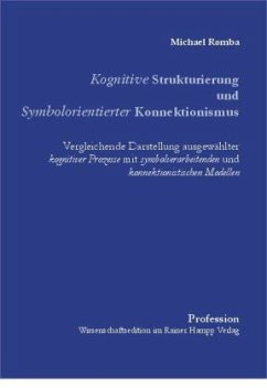 Kognitive Strukturierung und Symbolorientierter Konnektionismus