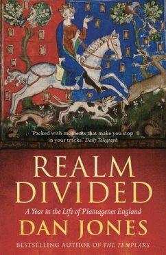 Realm Divided - Jones, Dan