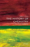 The History of Chemistry: A Very Short Introduction (eBook, ePUB)