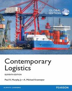 Contemporary Logistics: Global Edition (eBook, PDF)