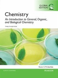 Chemistry: An Introduction to General, Organic,...
