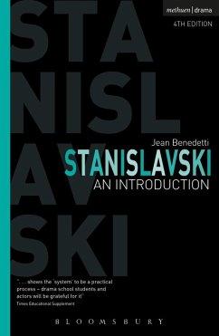 Stanislavski: An Introduction (eBook, ePUB) - Benedetti, Jean