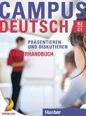 Campus Deutsch - Präsentieren und Diskutieren. Lehrerhandbuch (eBook, PDF)
