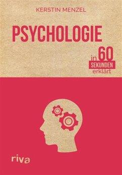 Psychologie in 60 Sekunden erklärt (eBook, PDF)