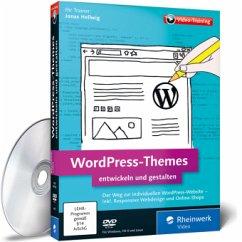 WordPress-Themes entwickeln und gestalten, DVD-ROM