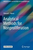 Analytical Methods for Nonproliferation