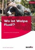 Wo ist Welpe Rudi? Lektüre Klasse 2