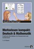 Merkwissen kompakt: Deutsch & Mathematik