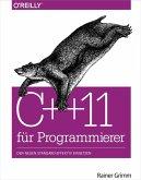 C++11 für Programmierer (eBook, ePUB)
