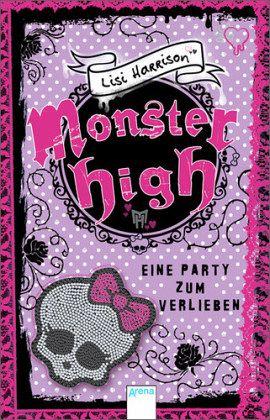 Buch-Reihe Monster High von Lisi Harrison