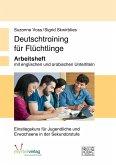Deutschtraining für Flüchtlinge