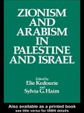 Zionism and Arabism in Palestine and Israel