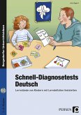 Schnell-Diagnosetests: Deutsch