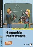 Geometrie - Inklusionsmaterial (5. bis 10. Klasse)