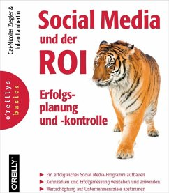 Social Media und der ROI (eBook, ePUB) - Lambertin, Julian; Ziegler, Cai-Nicolas; Beilharz, Felix; Bornschein, Christoph; Bürger, Tobias; Harlinghausen, Curt Simon; Kemming, Jan Dirk; Köhler, Benedikt; Wingenter, Torsten