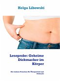 Leseprobe: Geheime Dickmacher im Körper (eBook, ePUB)