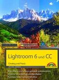 Lightroom 6 und CC (eBook, ePUB)
