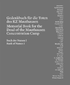 Gedenkbuch für die Toten des KZ Mauthausen und seiner Außenlager