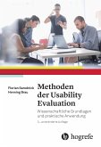 Methoden der Usability Evaluation (eBook, PDF)