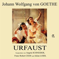 Urfaust (MP3-Download) - von Goethe, Johann Wolfgang
